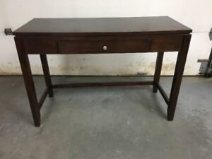 Dresser and table