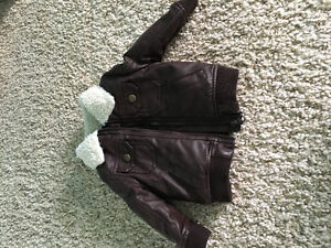 Baby jacket 3-6 month