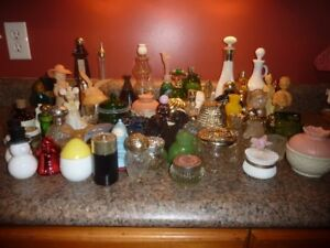 Vintage Collectible Avon Bottles
