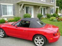 1999 Mazda MX-5 Miata décapotable