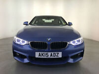 2015 BMW 435i M SPORT AUTOMATIC 306 BHP LEATHER INTERIOR 1 OWNER SERVICE HISTORY