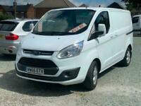 2016 (66 Plate) Ford Transit Custom 2.0TDCi 130PS 270 Limited Plus Vat