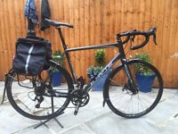 Whyte Suffolk RD 7 touring bike road bike Dawes Super Galaxy
