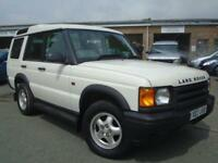 2003 03 LAND ROVER DISCOVERY 2.5 TD5 2.5 1D DIESEL