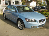 2004/54 Volvo S40 2.0 D SE 4dr Leather~Immaculate Condition.