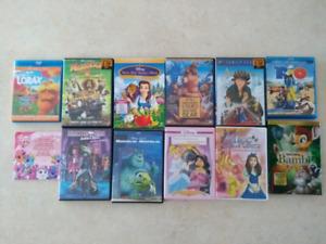 DVD films pour enfants