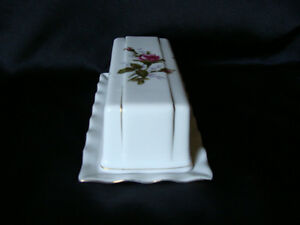 Japan Bone China 1/2 lb Butter Dish Peterborough Peterborough Area image 5
