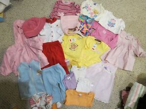 Huge lot of clothes for girl - Size 6 - 18 months
