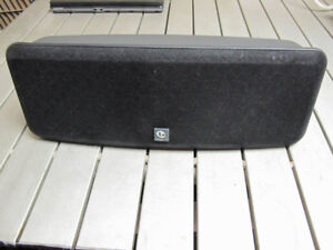 Boston Acoustics MCS130 High End Center speaker, gr.shape