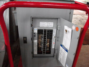 3 Phase Electrical Panel