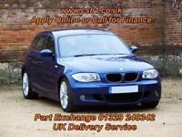 2005 55 BMW 1 SERIES 2.0 120D M SPORT 5D 161 BHP DIESEL