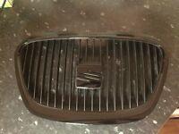 2009 SEAT Leon grill gloss black