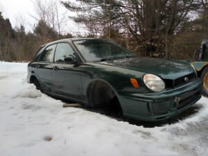 Subaru Impreza TS
