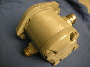 MARZOCCHI C2F016 HYDRAULIC OIL PUMP FOR PRODUCTION AUTOMATION