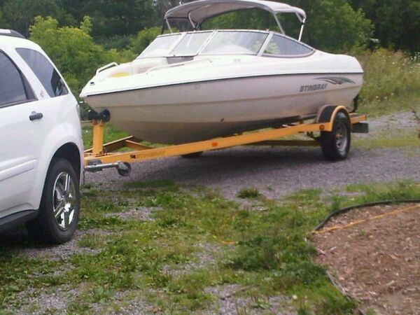 Used 2003 Stingray Boat Co 180 Lx