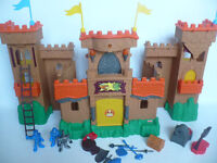 chateau Imaginext