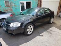 DODGE AVENGER SXT TD Black Manual Diesel, 2009