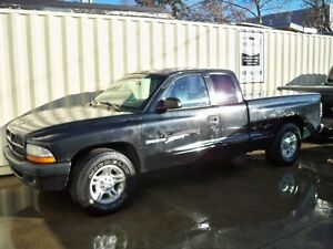 2001 DODGE DAKOTA SPORT W/TONEAU COVER !!!!!!!!!!!!!!!!!!!!!!!!!