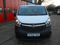 Vauxhall Vivaro 1.6CDTi ( 115PS ) 2014.5MY 2700 L1H1