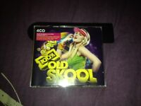 100% old skool music album CD / cds