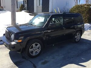 2009 Jeep Patriot North Edition 4x4-Toit ouvrant