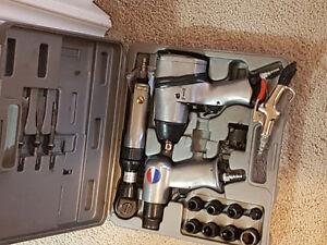 Air tools and air nozzle