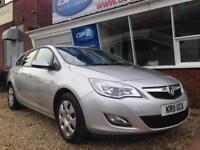 2011 11 Vauxhall Astra 1.3 CDTi ecoFLEX Exclusive FINANCE AVAILABLE