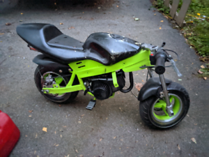 Pocket bike mini moto