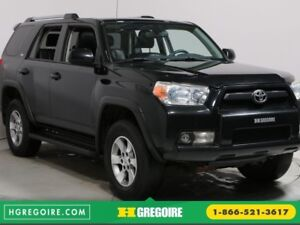 2011 Toyota 4Runner 4WD AUTO A/C CUIR TOIT 7 PASSAGERS MAGS