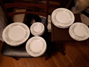 vintage Paragon - debutante- china from $3 to $10 by piece