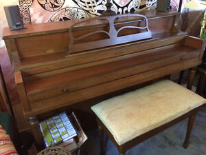 Cecilian Upright Piano