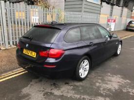 2012 BMW 5 SERIES 520d SE Step Auto [Start Stop]