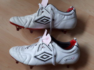 Umbro Speciali R Pro-A SG 6 Stud Soccer Cleats Size 10 1/2