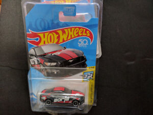 Hot Wheels Super Treasure Hunt BORLA Mustang