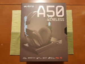 Brand New Sealed - ASTRO A50 wireless for PC & PS4