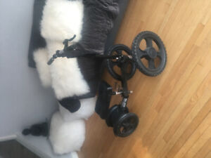 Knee scooter, excellent condo on $400 , New massage table $350