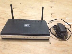 DLink Wireless Router for Wifi Internet