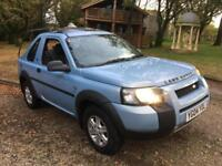 2004 LAND ROVER FREELANDER 2.0 Td4 E Softback Auto