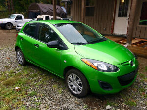 2013 Mazda Mazda2 GX Hatchback - Very low KM, garage kept!