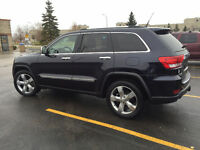 2011 Jeep Grand Cherokee Limited SUV, Crossover 5.7 hemi LOADED