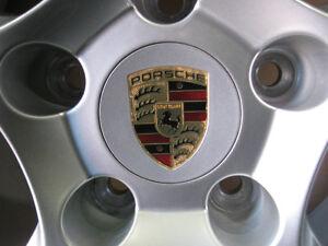 Porsche Mags d'aluminium 18 pcs.