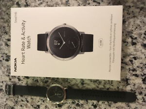 Nokia Heart Rate Monitor and Activity Watch