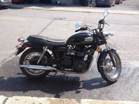 Selling Lara black triumph Bonnie