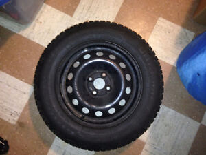 Wanted: 4x100 bolt wheels / rims with old / bad tires