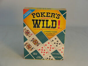 NEW!  Poker's Wild-Family Game- from makers of Sequence London Ontario image 1