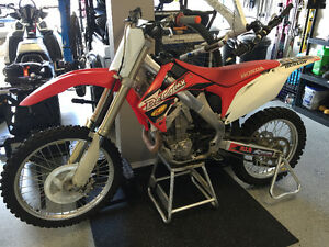 Mint condition 2009 Honda CRF450R