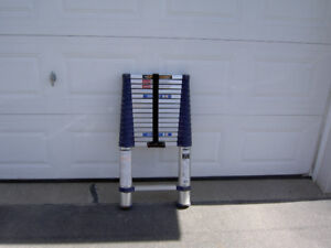 Metaltech 15.5 FT Telescopic Ladder