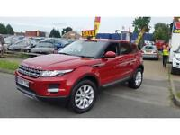 2014 Land Rover Range Rover Evoque 2.2 SD4 Pure Tech 4x4 5dr