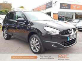NISSAN QASHQAI TEKNA IS DCIS-S, Black, Manual, Diesel, 2012
