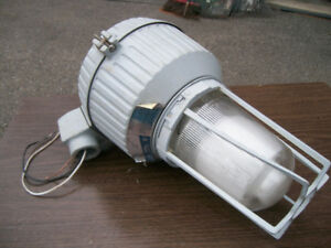Large outdoor light